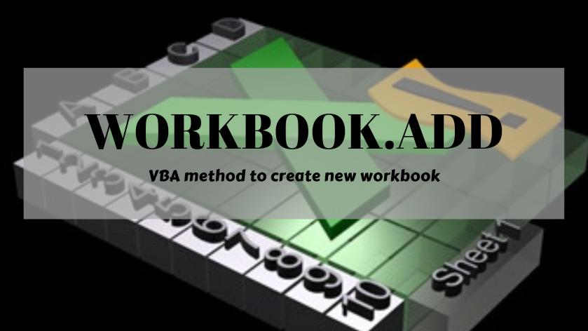 VBA to create new Excel Workbook